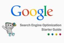 SEO Basics - Google SEO Starter Guide.