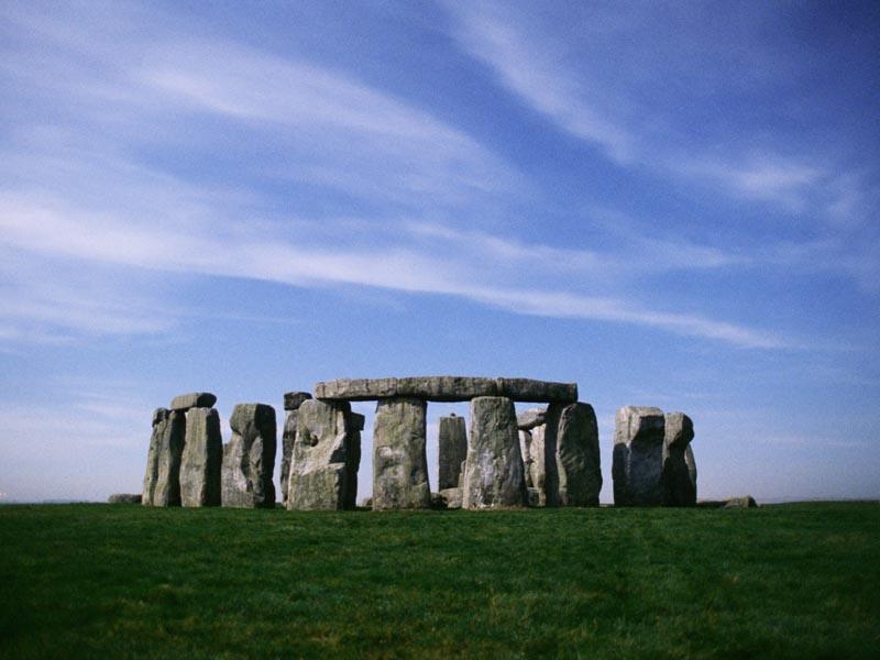 Windows XP Desktop Background: ‡Œ‹Stonehenge.