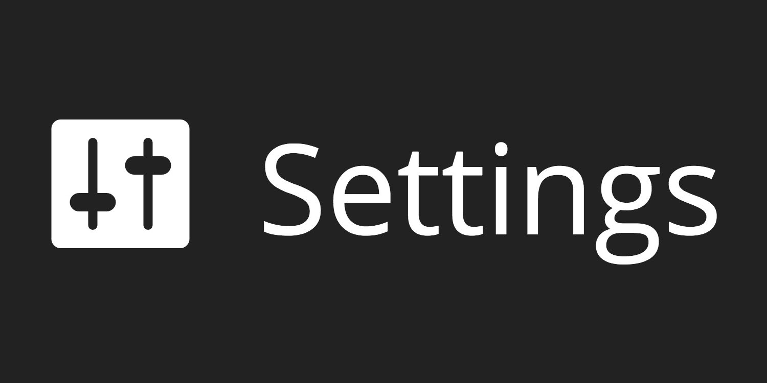 WordPress Tutorial: Sections - Settings.