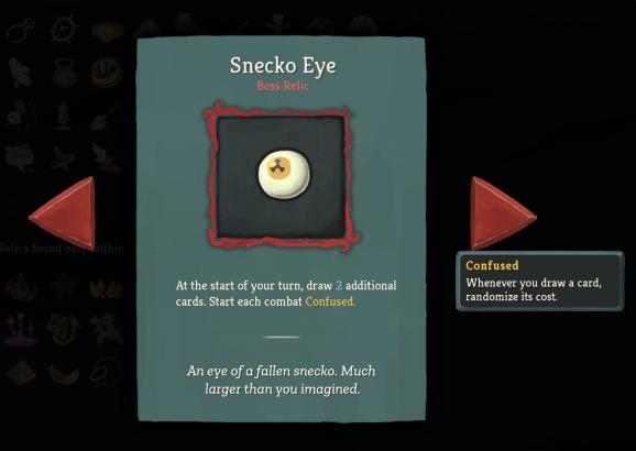 A screenshot of Snecko Eye