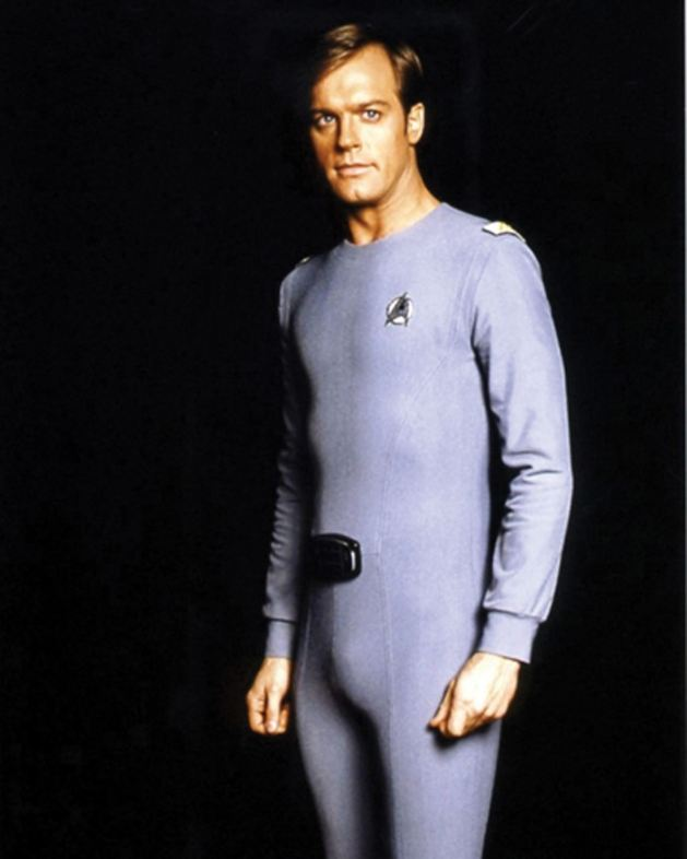 Stephen Collins as Commander Willard Decker.