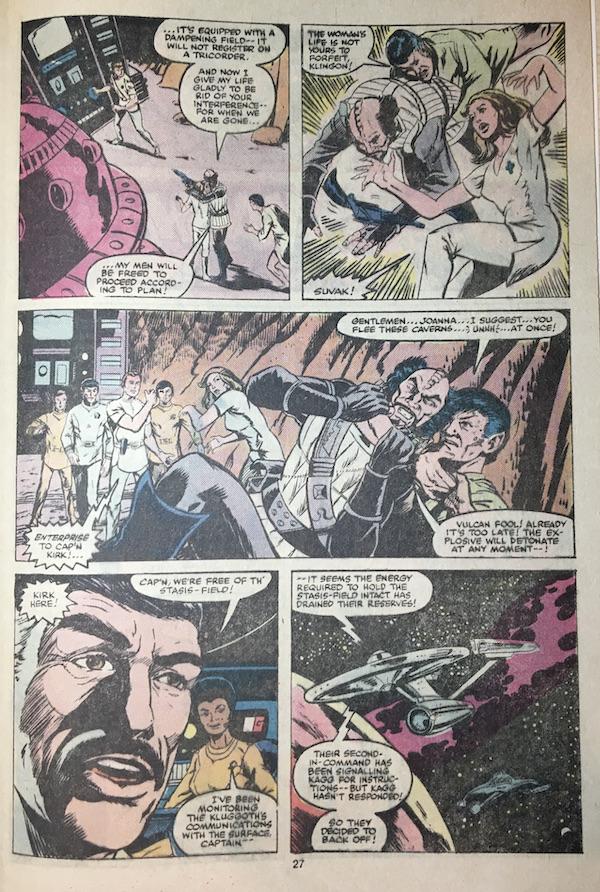 Star Trek #13, Page 20