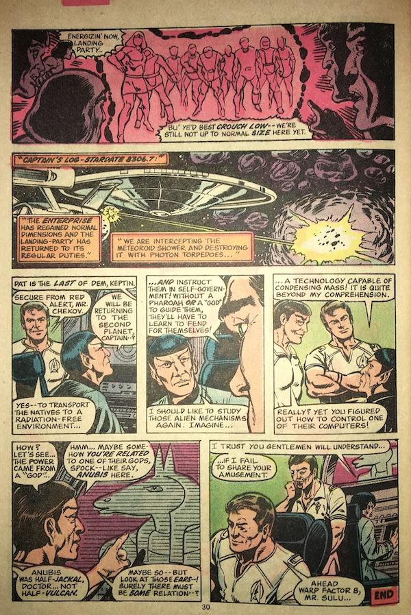 Star Trek #14, Page 22