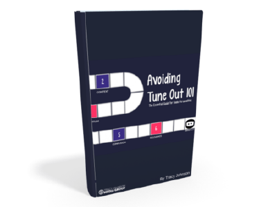 Avoiding Tune Out 101 Seminar on Demand