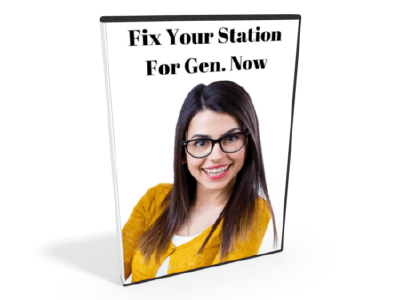 Fix Your Radio Station For Generation Now Seminar on Demand