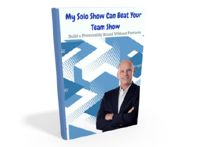 My Solo Show Can Beat Your Team Show Seminar on Demand