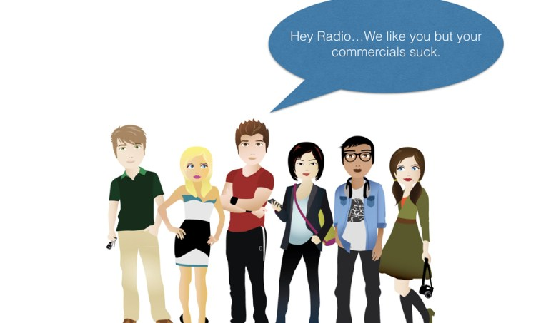 It's Time To Fix Radio's Commercial Problems: And Here's How