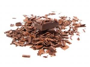 Revet sjokolade 300x225