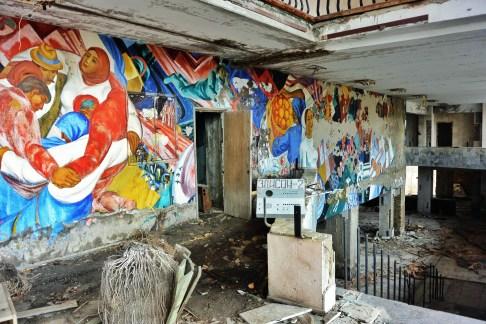 Kunst in Tsjernobyl