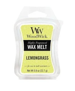 Tjooze - Woodwick waxmelt - Lemongrass