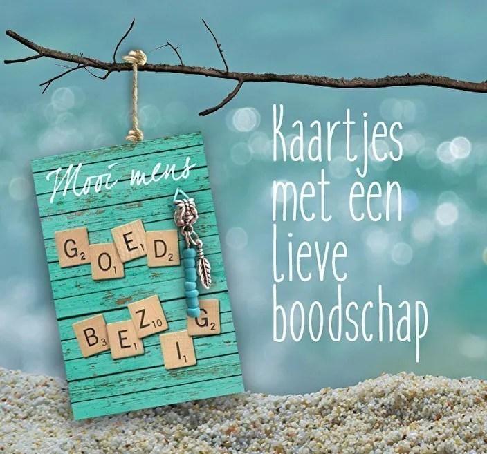 Tjooze - Mooi Mens Kaartjes - Banner