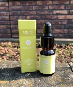 Scentchips - Sublime Vanilla - Diffuser olie 10ml - Tjooze