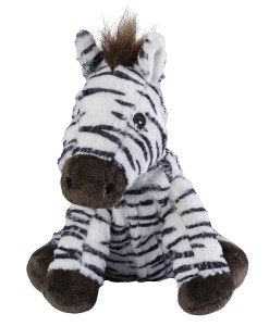 Warmies - Mini Zebra - Tjooze