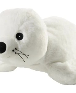 Warmies - Mini Zeehond wit - Tjooze