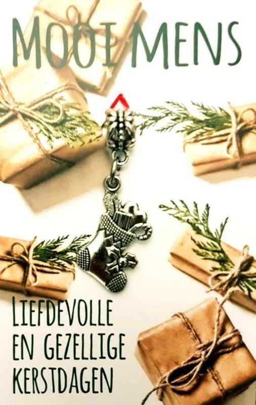 Mooi Mens - Liefdevolle en gezellige kerstdagen - Tjooze