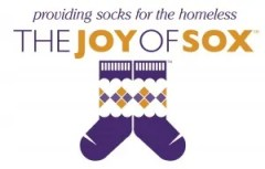 The Joy of Sox - providing socks for the homeless