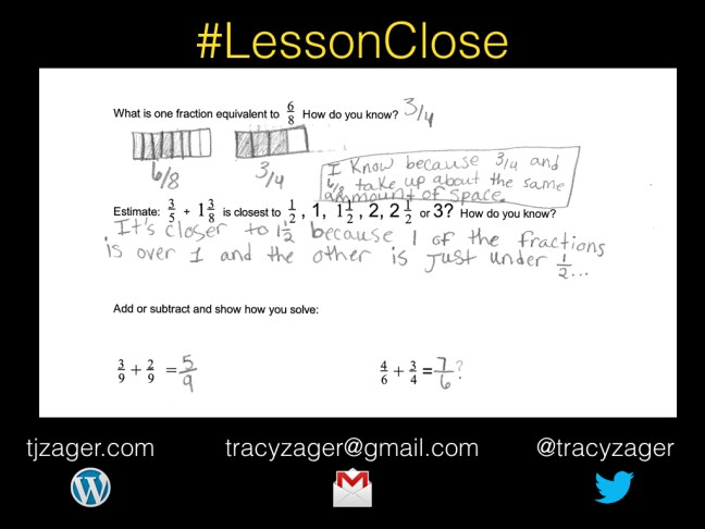 LessonClose | Becoming the Math Teacher You Wish You'd Had