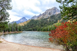 String Lake - Grand Teton View