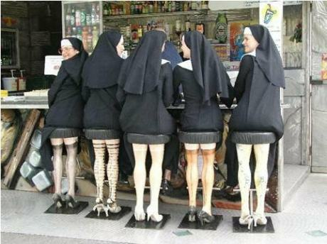 5 Nuns in a Bar