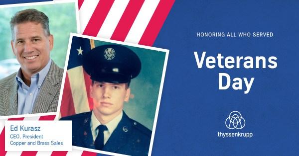Veterans Day - Ed Kurasz