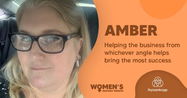 Employee Spotlight: Amber