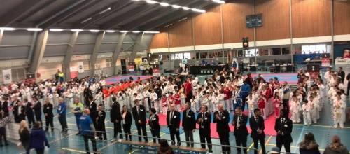 Ekipa na Royal Dutch Open 2016
