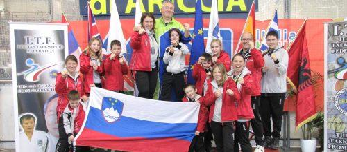 Uspešni na European Championship Open 2017 Ariccia, Italija