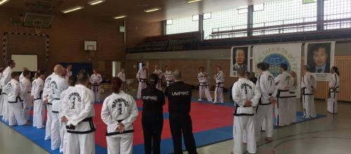 Seminario degli Umpire, Bochum, Germania