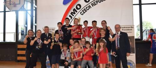 2nd best team in Znojmo Open 2018