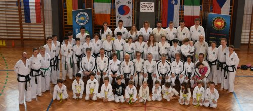 Taekwon-do Chocolate Weekend 2019