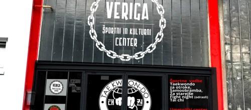 Vrata odpira naš dom, Center VERIGA