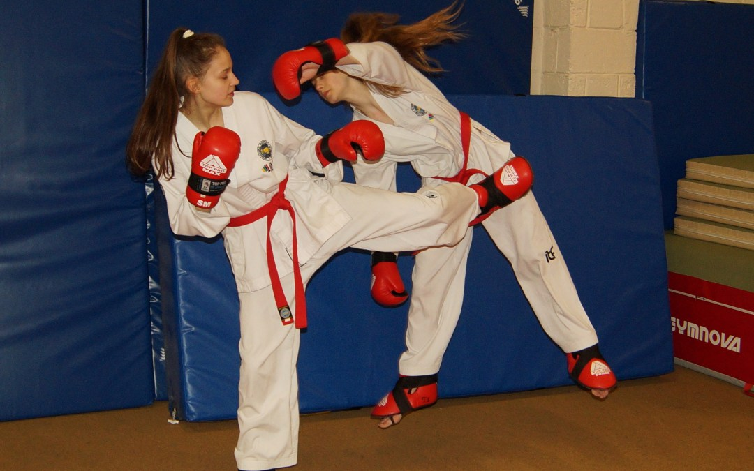 Empower Your Taekwon-Do Students