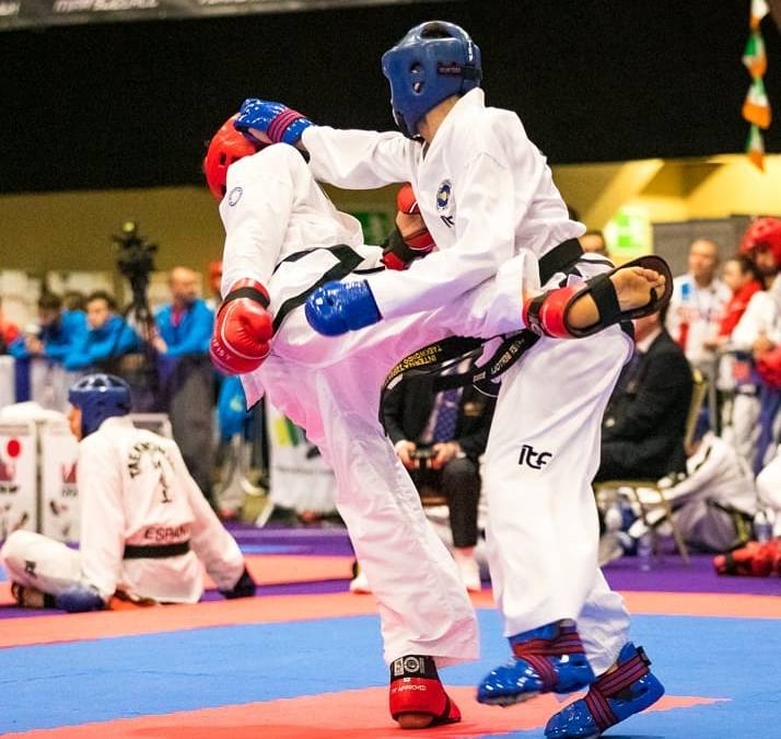 Timing in Sparring
