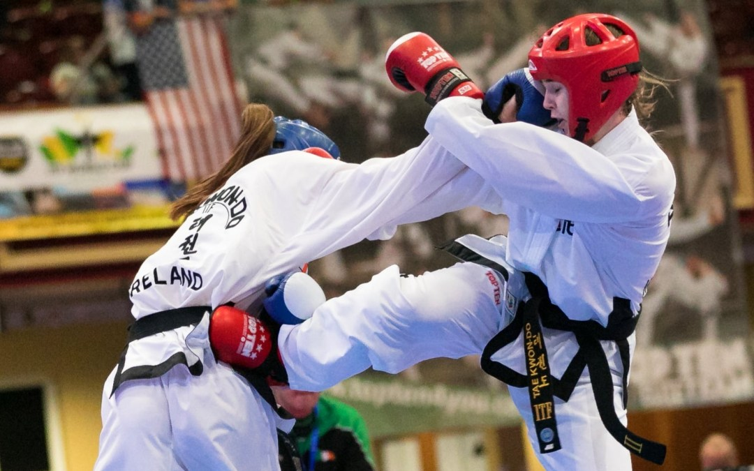 The most important skill for Taekwon-Do Sparring
