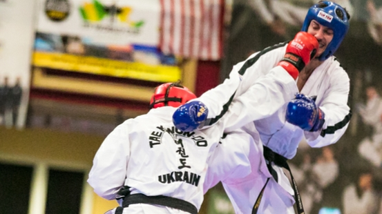 2 Vital Moments To Score in ITF Taekwon-Do Sparring
