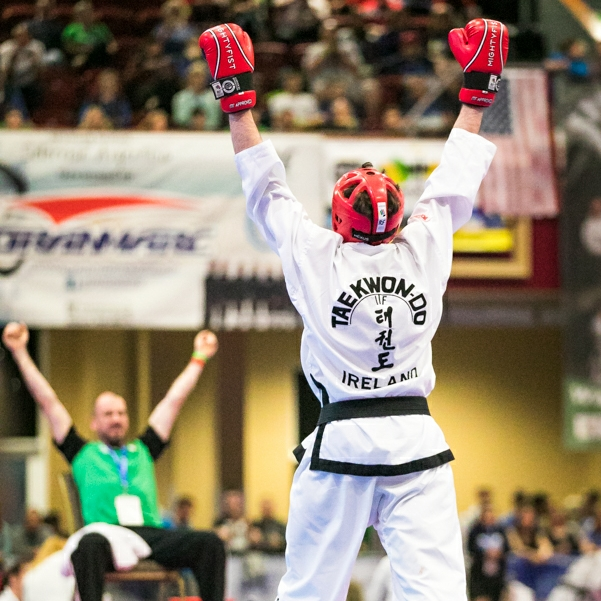 Do you perform better in Training than  Tournaments/Gradings?