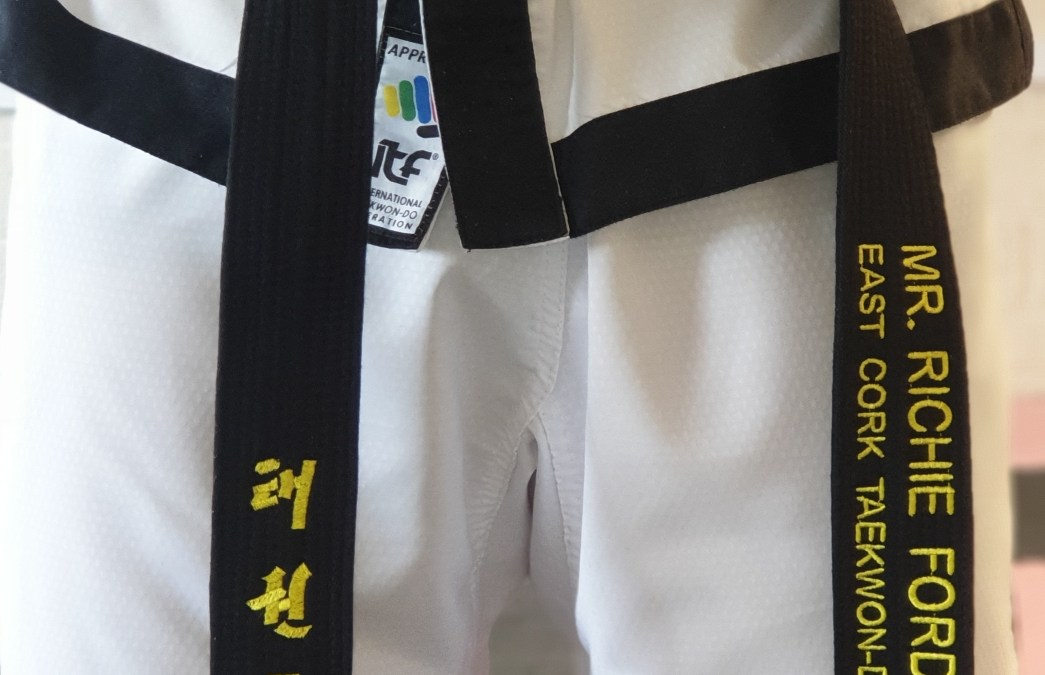 Black Belts aren't experts…