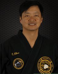 Master Chun Rhee