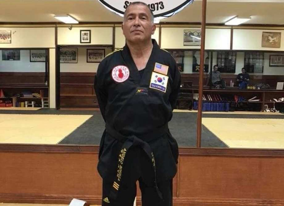 71 year old Taekwondo Practitioner, Angelo Bonilla