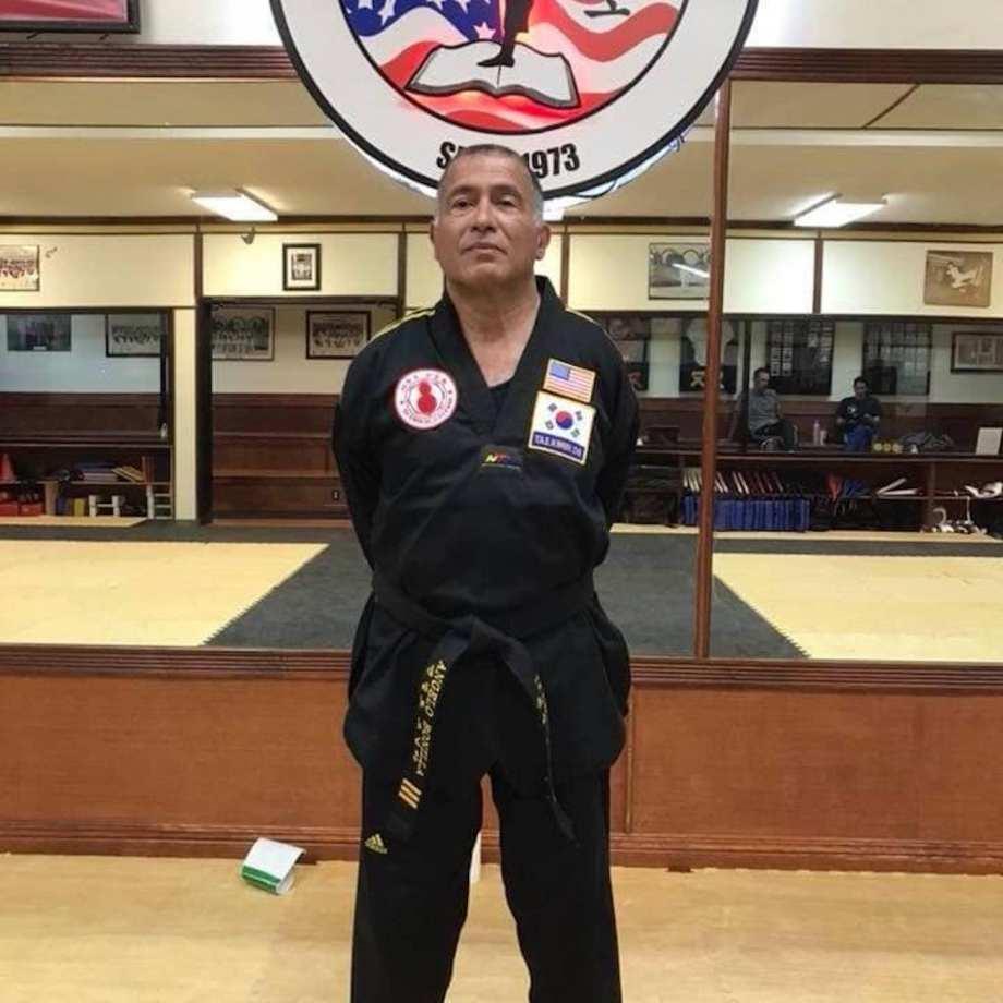 71 year old Taekwondo Practitioner, Angelo Bonilla