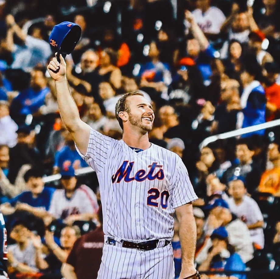 NY Mets Superstar Pete Alonso