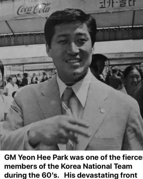 Yeon Hee Park 60's