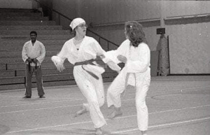Southampton Taekwondo (circa 1986)