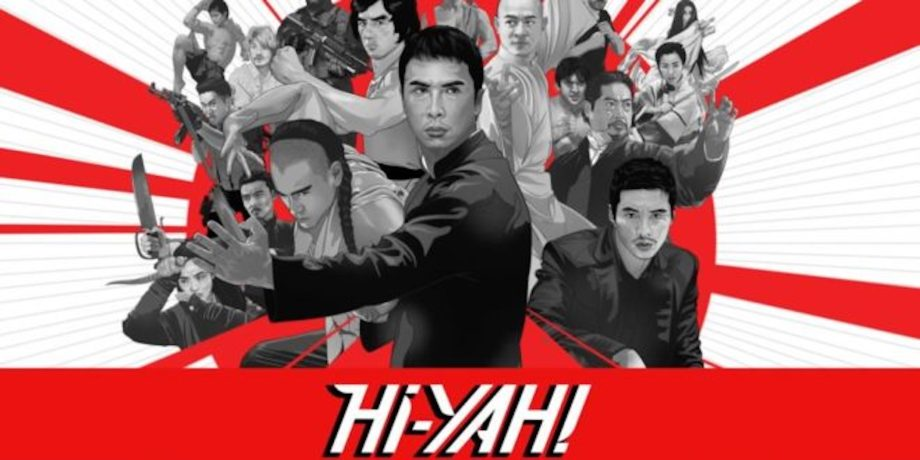 Hi-YAH! Martial Arts Movies