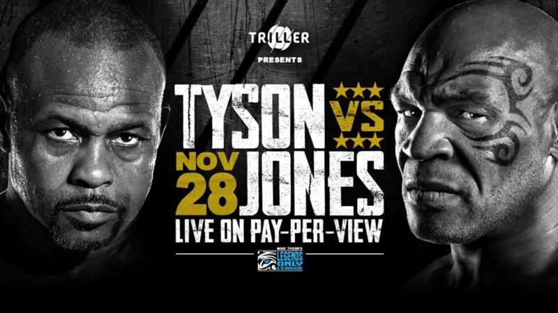 Mike Tyson vs Roy Jones Jr Fight Recap
