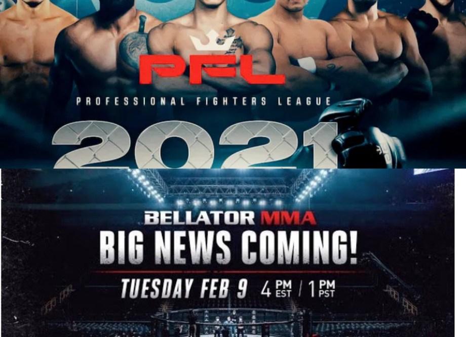 Big News from Bellator and PFL