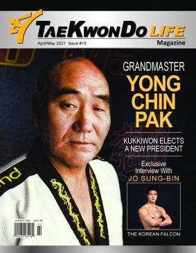 Grandmaster Yong Chin Pak