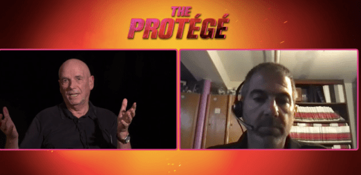 Director Martin Campbell Talks The Protege'