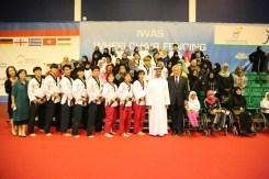 Demonstration Team WTF thiqah club (3)