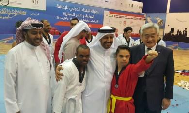 Demonstration Team WTF thiqah club (9)